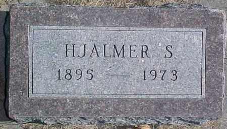 LUND, HJALMER S. - Dixon County, Nebraska | HJALMER S. LUND - Nebraska Gravestone Photos