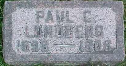 LUNDBERG, PAUL C. - Dixon County, Nebraska   PAUL C. LUNDBERG - Nebraska Gravestone Photos
