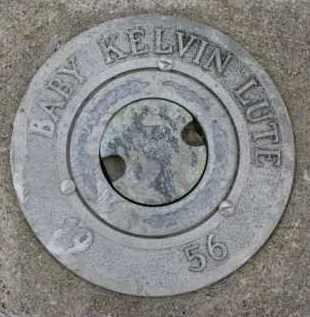 LUTE, KELVIN - Dixon County, Nebraska   KELVIN LUTE - Nebraska Gravestone Photos