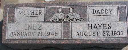 MALCOM, INEZ - Dixon County, Nebraska   INEZ MALCOM - Nebraska Gravestone Photos