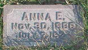 MALY, ANNA E. - Dixon County, Nebraska | ANNA E. MALY - Nebraska Gravestone Photos