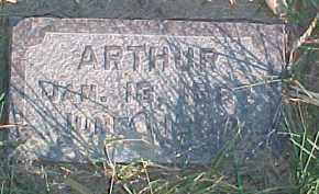 MALY, ARTHUR - Dixon County, Nebraska | ARTHUR MALY - Nebraska Gravestone Photos