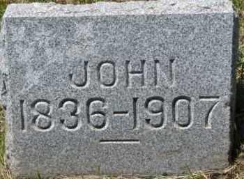 MANNION, JOHN - Dixon County, Nebraska | JOHN MANNION - Nebraska Gravestone Photos