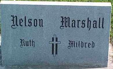 MARSHALL, MILDRED - Dixon County, Nebraska | MILDRED MARSHALL - Nebraska Gravestone Photos