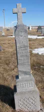 MARTELL, BERNADETTE - Dixon County, Nebraska | BERNADETTE MARTELL - Nebraska Gravestone Photos