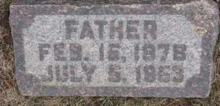 MARTENS, FATHER - Dixon County, Nebraska | FATHER MARTENS - Nebraska Gravestone Photos