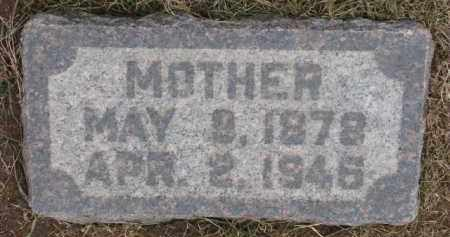 MARTENS, MOTHER - Dixon County, Nebraska | MOTHER MARTENS - Nebraska Gravestone Photos