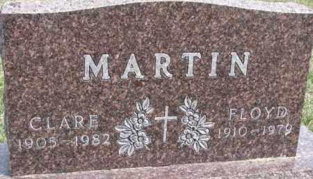 MARTIN, FLOYD - Dixon County, Nebraska | FLOYD MARTIN - Nebraska Gravestone Photos