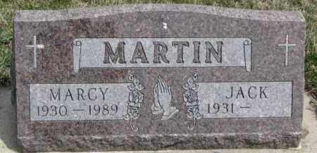MARTIN, MARCY - Dixon County, Nebraska | MARCY MARTIN - Nebraska Gravestone Photos