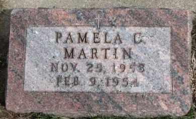 MARTIN, PAMELA C. - Dixon County, Nebraska | PAMELA C. MARTIN - Nebraska Gravestone Photos