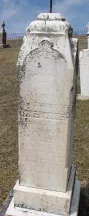 MCANANY, JAMES - Dixon County, Nebraska | JAMES MCANANY - Nebraska Gravestone Photos