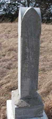 MCDONNELL, PATRICK - Dixon County, Nebraska | PATRICK MCDONNELL - Nebraska Gravestone Photos