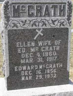 MCGRATH, EDWARD - Dixon County, Nebraska | EDWARD MCGRATH - Nebraska Gravestone Photos