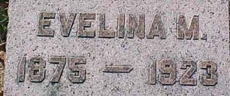 MCGUIRE, EVELINA M. - Dixon County, Nebraska | EVELINA M. MCGUIRE - Nebraska Gravestone Photos