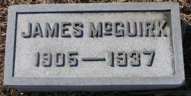 MCGUIRK, JAMES - Dixon County, Nebraska | JAMES MCGUIRK - Nebraska Gravestone Photos