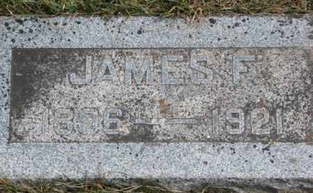 MCGUIRK, JAMES F. - Dixon County, Nebraska | JAMES F. MCGUIRK - Nebraska Gravestone Photos