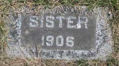 MCGUIRK, SISTER - Dixon County, Nebraska   SISTER MCGUIRK - Nebraska Gravestone Photos