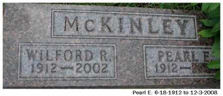 MCKINLEY, WILFORD R. - Dixon County, Nebraska   WILFORD R. MCKINLEY - Nebraska Gravestone Photos