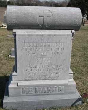 MCMAHON, SARAH - Dixon County, Nebraska   SARAH MCMAHON - Nebraska Gravestone Photos