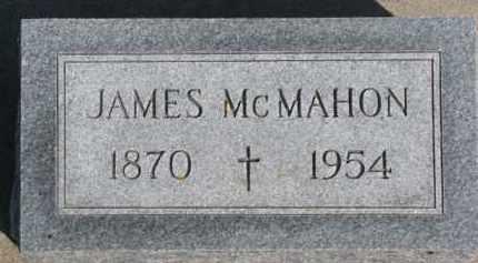 MCMAHON, JAMES - Dixon County, Nebraska | JAMES MCMAHON - Nebraska Gravestone Photos