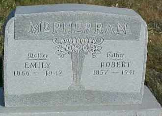 MCPHERRAN, ROBERT - Dixon County, Nebraska | ROBERT MCPHERRAN - Nebraska Gravestone Photos