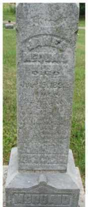 MCQUAID, JAMES - Dixon County, Nebraska | JAMES MCQUAID - Nebraska Gravestone Photos