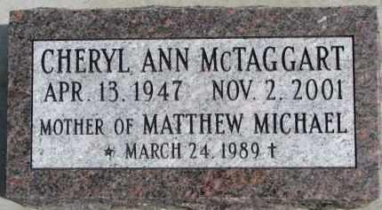 MCTAGGART, MATTHEW MICHAEL - Dixon County, Nebraska | MATTHEW MICHAEL MCTAGGART - Nebraska Gravestone Photos