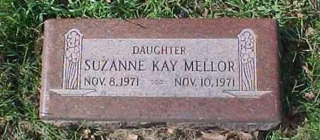 MELLOR, SUZANNE KAY - Dixon County, Nebraska | SUZANNE KAY MELLOR - Nebraska Gravestone Photos
