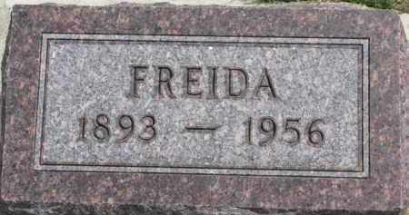 MESSERSCHMIDT, FREIDA - Dixon County, Nebraska | FREIDA MESSERSCHMIDT - Nebraska Gravestone Photos