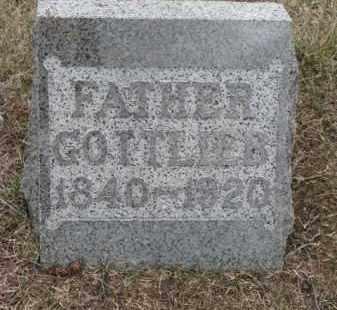 MESSERSCHMIDT, GOTTLIEB - Dixon County, Nebraska   GOTTLIEB MESSERSCHMIDT - Nebraska Gravestone Photos
