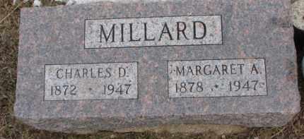 MILLARD, CHARLES D. - Dixon County, Nebraska | CHARLES D. MILLARD - Nebraska Gravestone Photos