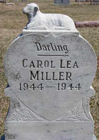 MILLER, CAROL LEA - Dixon County, Nebraska | CAROL LEA MILLER - Nebraska Gravestone Photos