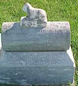 MINER, ROY QUINCY - Dixon County, Nebraska | ROY QUINCY MINER - Nebraska Gravestone Photos