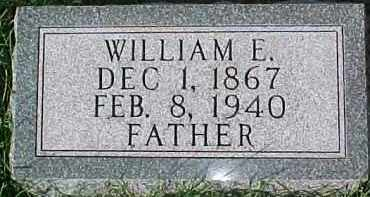 MINER, WILLIAM E. - Dixon County, Nebraska | WILLIAM E. MINER - Nebraska Gravestone Photos