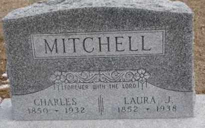 MITCHELL, LAURA J. - Dixon County, Nebraska | LAURA J. MITCHELL - Nebraska Gravestone Photos