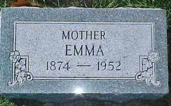 MITCHELL, EMMA - Dixon County, Nebraska | EMMA MITCHELL - Nebraska Gravestone Photos