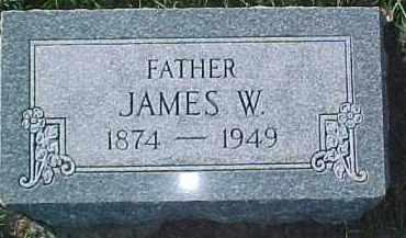 MITCHELL, JAMES W. - Dixon County, Nebraska | JAMES W. MITCHELL - Nebraska Gravestone Photos