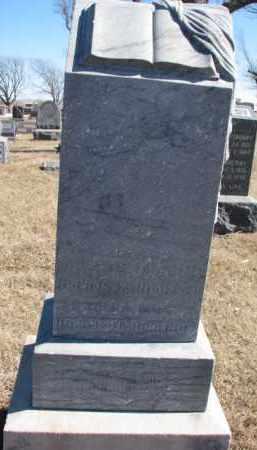 MOORE, SOPHIA - Dixon County, Nebraska | SOPHIA MOORE - Nebraska Gravestone Photos