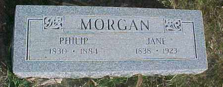 MORGAN, PHILIP - Dixon County, Nebraska | PHILIP MORGAN - Nebraska Gravestone Photos