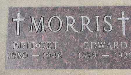 MORRIS, EDWARD - Dixon County, Nebraska | EDWARD MORRIS - Nebraska Gravestone Photos