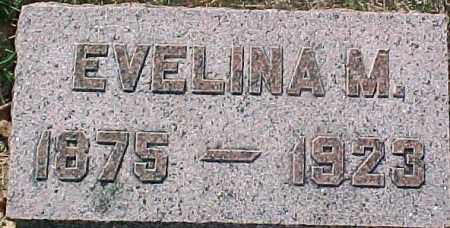 MORTENSON, EVELINA M. - Dixon County, Nebraska | EVELINA M. MORTENSON - Nebraska Gravestone Photos