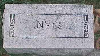 MULLENBURG, NELS - Dixon County, Nebraska | NELS MULLENBURG - Nebraska Gravestone Photos