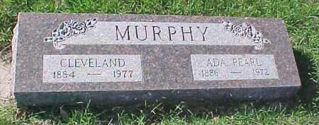 MURPHY, CLEVELAND - Dixon County, Nebraska   CLEVELAND MURPHY - Nebraska Gravestone Photos