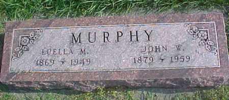 MURPHY, LUELLA M. - Dixon County, Nebraska | LUELLA M. MURPHY - Nebraska Gravestone Photos