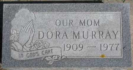 MURRAY, DORA - Dixon County, Nebraska | DORA MURRAY - Nebraska Gravestone Photos
