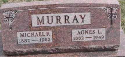 MURRAY, MICHAEL F. - Dixon County, Nebraska   MICHAEL F. MURRAY - Nebraska Gravestone Photos