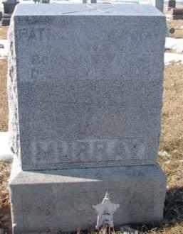 MURRAY, PATRICK E. - Dixon County, Nebraska   PATRICK E. MURRAY - Nebraska Gravestone Photos