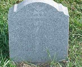 NEFF, RUTH - Dixon County, Nebraska   RUTH NEFF - Nebraska Gravestone Photos