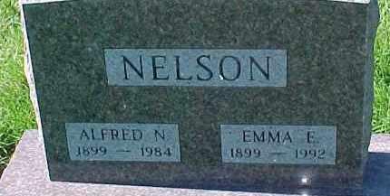 NELSON, ALFRED N. - Dixon County, Nebraska | ALFRED N. NELSON - Nebraska Gravestone Photos