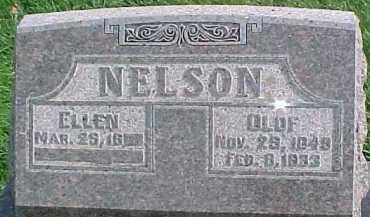 NELSON, OLOF - Dixon County, Nebraska | OLOF NELSON - Nebraska Gravestone Photos